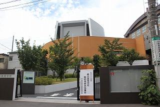 東京都立芸術高等学校